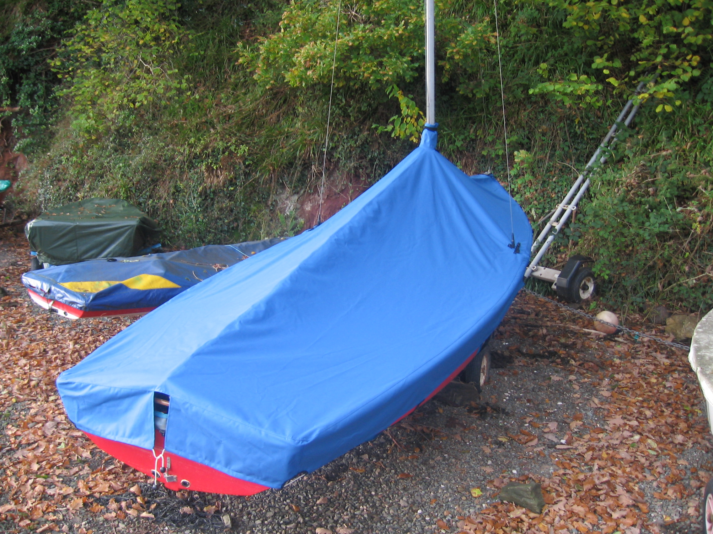 Coveredup Dinghy Cover Superior Quality Boat And Dinghy